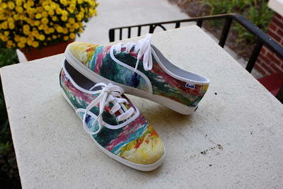 Cool Artsy Shoes